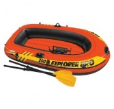 قایق بادی سه لایه explorer pro300