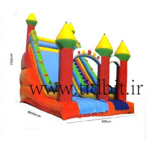 سرسره پنج قلعه