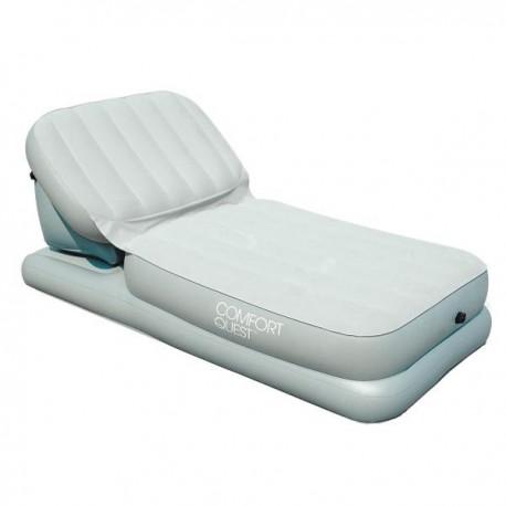 تختخواب بادی با پشتی قابل تنظیم