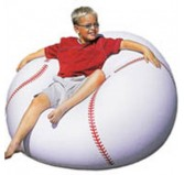 مبل بادی طرح توپ بیسبال