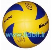 توپ والیبال میکاسا ژاپن