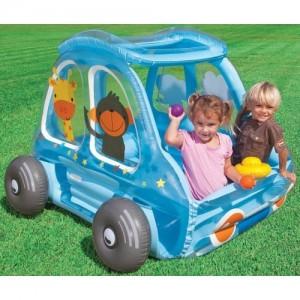 ماشین بادی بازی کودک